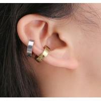 レディース アクセサリー ピアス/イヤリング シンプルイヤリング イヤーカフス 簡単挟むだけイヤリング風(片耳) 8タイプ