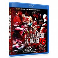 Combat Zone Wrestling コンバット・ゾーン・レスリング ブルーレイ(輸入盤Blu...