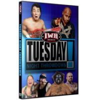 IWA Mid-South DVD(輸入盤DVD-R SMV スマートマークビデオ製)  「チューズ...