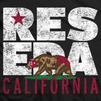 PWG レシーダ Tシャツ「Reseda Republic Tシャツ」【米直輸入(日本未発売) 大きいサイズ(XXL 3XL 4XL)もあり】