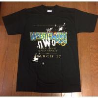 アメリカンプロレス WWF(WWE) Tシャツ【デッドストック 新品未着用】 WWF WRESTLE...
