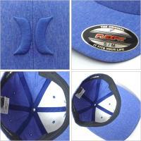 送料無料 HURLEY ハーレー キャップ PHANTOM BOARDWALK FLEXFIT HAT 正規品メンズUSAモデル MHA0003590 (コートブルー)