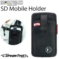StreamTrail Mobile holder モリワキコラボ  バッグをより使いやすく!人気の...