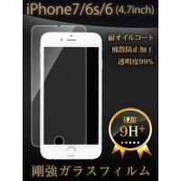対応機種:iphone7 iphone6s iphone6 【◆iPhone7/6s/6用強化ガラス...