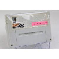 ハード: スーパーファミコン   商品状態 ・中古品です。経年による汚れやキズ、カートリッジの黄ばみ...
