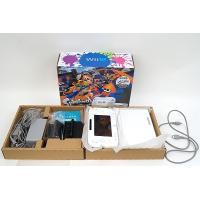 ハード: Wii U   商品状態 ・中古品です。本体・ゲームパッドに使用による汚れやキズが見られま...