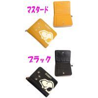 スヌーピー 財布 ウォレット 二つ折り財布 サイフsnp-212
