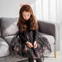 韓国風 子供服 女の子 ワンピース 入学式 卒園式 子供服 女の子 ドレス キッズ ジュニア フォー...