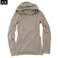 【ARMANI EXCHANGE】アルマーニエクスチェンジ 裾タグロゴ薄手パーカー  商品説明  2...