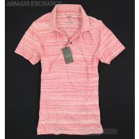 ARMANI EXCHANGEアルマーニエクスチェンジ 裾タグロゴボーダーポロシャツ 商品説明 20...