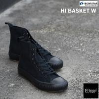 ムーンスター正規取扱店  ムーンスターファインバルカナイズ HI BASKET W(ブラック)  日...