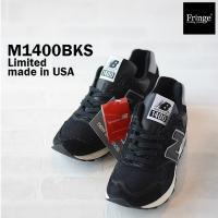 ニューバランス正規取扱店  ニューバランス M1400BKS(BLACK) ブラック <リミテッド販...