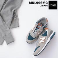 ニューバランス正規取扱店    ニューバランス MRL996 MC (COOL GRAY) クールグ...