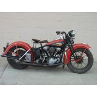 メーカー:ハーレーダビッドソン モデル:1939 Harley EL Knuckehead マイレー...