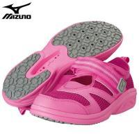「ミズノ アクアウォーキングII N1GA1400 ピンク S」は、プールなどでカロリー消費、健康増...