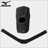「ミズノ(MIZUNO) 登山用 膝サポーター 前開きタイプ ブラック S」は、登山時の身体の動きに...