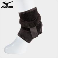 「ミズノ 登山用 足首サポーター ブラック L」は、登山時の体の動きにこだわり、理学療法の観点を取り...