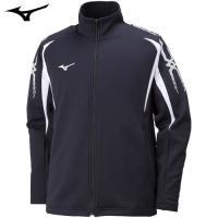 「ミズノ(MIZUNO) ジャージ ウォームアップシャツ 32JC6003 ブラック XL」は、変わ...