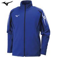 「ミズノ(MIZUNO) ジャージ ウォームアップシャツ 32JC6003 ブルー XL」は、変わら...