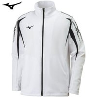 「ミズノ(MIZUNO) ジャージ ウォームアップシャツ 32JC6003 ホワイト XS」は、変わ...
