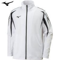 「ミズノ(MIZUNO) ジャージ ウォームアップシャツ 32JC6003 ホワイト S」は、変わら...