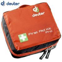 「deuter(ドイター) ファーストエイドキット プロ」は、キャンプや旅行での応急処置のための救急...