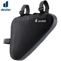 「deuter(ドイター) フロント トライアングルバッグ」は、自転車の前三角フレームの上管と下管に...