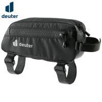 「deuter(ドイター) バイクバックボトル」は、ボトルホルダーが付いたサドルにベルクロで取り付け...