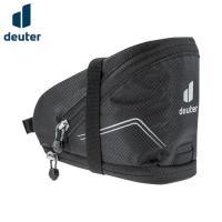「deuter(ドイター) バイクバックII」は、サドルにベルクロで取り付ける容量1.1リットルのサ...