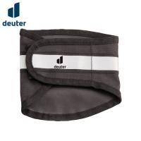 「deuter(ドイター) パンツプロテクター」は、ズボンの裾をチェーンオイルから守ってくれる化繊の...