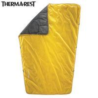 「THERMAREST(サーマレスト) プロトンブランケット カリー」は、防水性と通気性に優れたポリ...