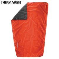 「THERMAREST(サーマレスト) プロトンブランケット ポインシアナ」は、防水性と通気性に優れ...