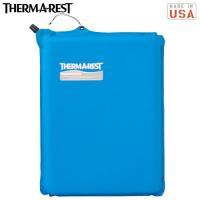 「THERMAREST(サーマレスト) トレイルシート ROYAL BLUE」は、車、キャンプ、スタ...