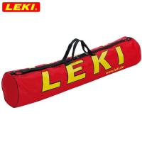 「LEKI(レキ) トレーナーポールバッグ140(15ペア) レッド」は、講習会などでLEKIのノル...