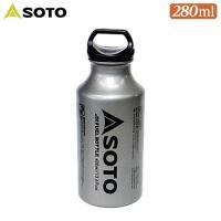 「ソト(SOTO) MUKAストーブ専用燃料ボトル 広口フューエルボトル400ml SOD-700-...