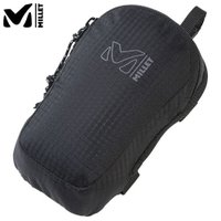 「MILLET(ミレー) MONTE PADDED POUCH(モンテ パッデッド ポーチ) BLA...