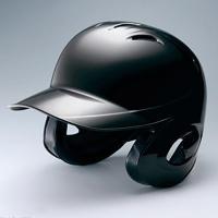 【MIZUNO】ミズノ ヘルメット(軟式用)両耳付打者用 1DJHR10109