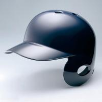 【MIZUNO】ミズノ ヘルメット 軟式用 片耳付 右打者用 1DJHR10314