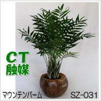 CT触媒 マウンテンパーム sz-031 フェイクフラワー(造花)日本製