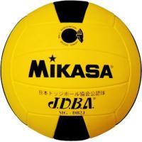 日本ドッジボール協会練習球 つかみ易い、投げ易いグリップ力を実現 軽量球で使い易い 軽量2号球 円周...