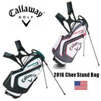 USAモデルです! Callaway 2016 Chev Stand Bag  2016年モデルです...