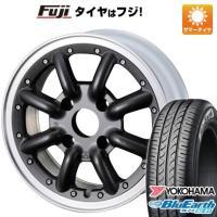 WATANABE ワタナベ New RS8 5.00-15 FR:4H/100 シルバーメタリック・...