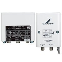 DXアンテナ UHF・BS/CS-IF帯用ブースター GCU433D1