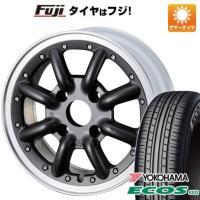 WATANABE ワタナベ New RS8 5.00-14 FR:4H/100 シルバーメタリック・...