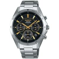 <セイコーワイアード 腕時計 クロノグラフソーラーモデル> SEIKO WIRED NE...