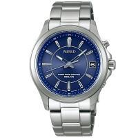 <セイコーワイアード 腕時計 ソーラー電波時計> SEIKO WIRED  ・ソーラー電...