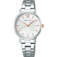 ミッシェルクラン 腕時計 レディース AJCK093 MICHEL KLEIN   【ミドルサイズの...