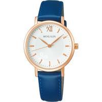 ミッシェルクラン 腕時計 レディース AJCK095 MICHEL KLEIN   【ミドルサイズの...