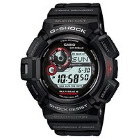 <カシオ腕時計 Gショック ソーラー電波時計MUDMAN>  ・マッドレジスト(防塵・防...