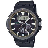 <カシオ腕時計 プロトレック ソーラー電波時計>  ・ 20気圧防水機能  ・ タイドグ...